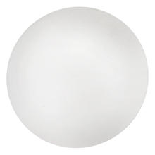 Eglo 83404A - 2x60W Ceiling Light w/ White Finish & Opal Glass
