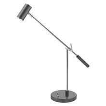 Eglo 92514A - 1x2.38W LED Table Lamp w/ Antracite & Chrome Finish