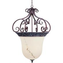 Maxim 2221WHGB - Apollo-Entry Foyer Pendant