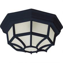 Maxim 87920BK - Flush Mount EE-Outdoor Flush Mount
