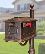 Special-Lite SCK-1017-CP - Kingston Curbside Mailbox