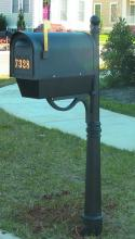 Special-Lite SPK-600-VG - SPK-600-VG Ashland Decorative Mailbox Post