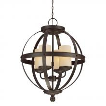 Sea Gull 3190404-715 - Four Light Chandelier