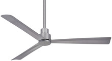 "Minka-Aire F787-SL - Simple 52"" - Silver"