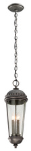 Troy F3567 - 4Lt Hanging Lantern Medium