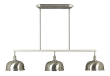 Kenroy Home 91617BS - Alice 3 Light Island Light