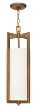 Hinkley 3217BR - Mini-Pendant Hampton