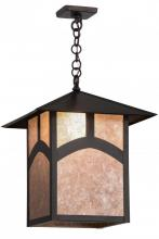 "Meyda Tiffany 85482 - 16""Sq Seneca Hill Top Pendant"